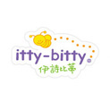 伊诗比蒂 itty-bitty  logo