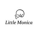Little Monica  logo